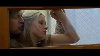 Blond forced in detention by her teacher (North County 2005, Amber Heard)