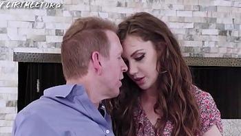 Daughter Stops Dad From Sucking And Fucking - Elena Koshka