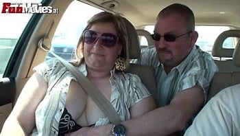 FUN MOVIES Mature Amateur German Chubby slut fucked in park