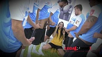 10 man anal gangbang for Taissia Shanti SZ959