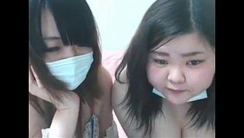 Two BBW Japanese webcam-www.Slut-Roulette.webcam