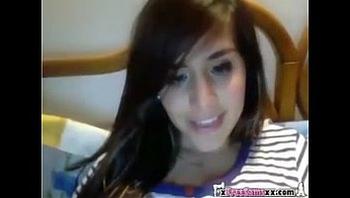 Mamasita Colombiana Caliente En La Webcam 1