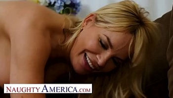 Naughty America - MILF Dana DeArmond fucks her sons friend