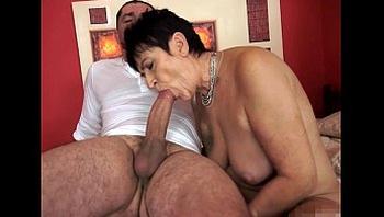 Hot Grannies Sucking Dicks Compilation 4