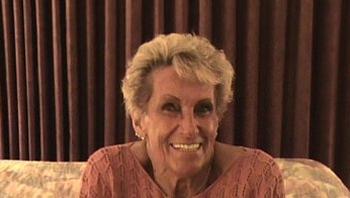 Granny Shirley has 1st GB