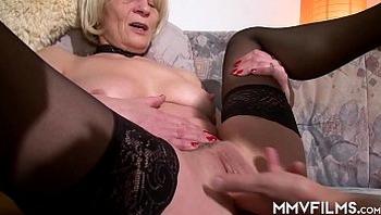 Granny loves a homemade fuck