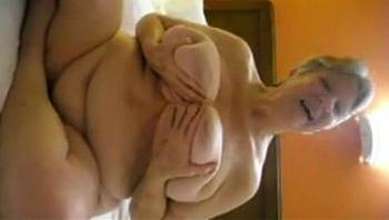 Big tits granny from EpikGranny.com sucking cock