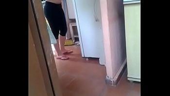 gostosinha de calça legging parte 3