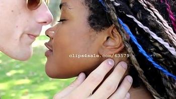 Kissing TM Video 1
