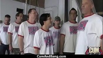 Group Fuck Facials 3