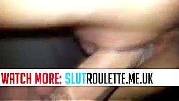 Sister fucks bro in secret on cam site at slutroulette.me.uk