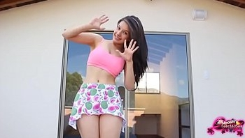 fucking very cute girl first time on cam - camshwonline.com