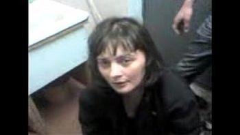 Drunken Russian bitch