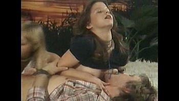 70s vintage - hairy pussy fuck old school porno