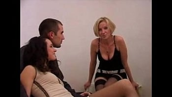 Polish amateur threesome