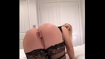 Big ass butt plug ass to mouth Big tit pussy play  -  Milfintros.com