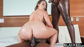 BLACKED Horny Housewife Demands To Be Dominated By 2 BBCs