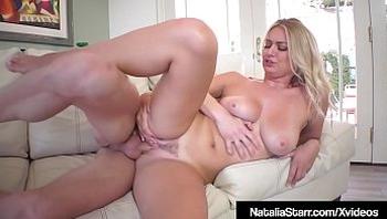 Fine Feline Natalie Starr Fucks Photographer!