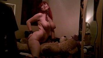 Hot teen, big boobs, fucks her teddy-bear - SWEETGIRLCAM.COM