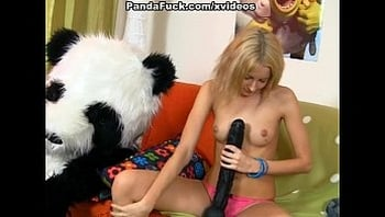 sex with a teddy bear