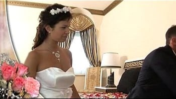 after wedding fuck