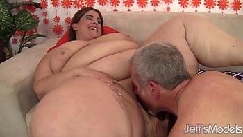 Super sexy fat BBW Erin hardcore sex