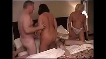 Homemade Massive Swingers Orgy