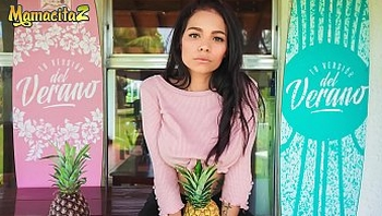 MAMACITAZ Sweet Teen Latina Mila Garcia