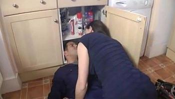 plumber needs a hand