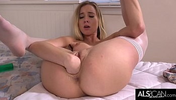 Haley Reed Tells You How Much She Enjoys Spreading and Fisting Her Pussy