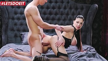 LETSDOEIT - Hungarian Kitty Aletta Ocean Has Intense Fantasy Sex With Lutro