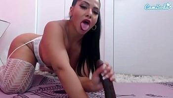 Camsoda - Rose Monroe Mamacita Masturbation