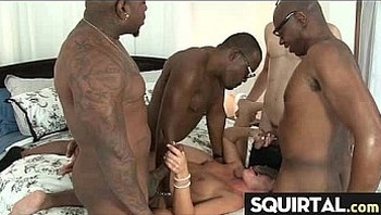SHE SQUIRTS NICE PUSSY JUICE 25
