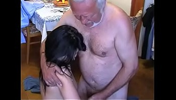 Old man abused his daughter