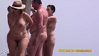 Voyeur Beach Amateur Nudist Close-Up Milfs Shower Video