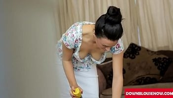 home clean downblouse