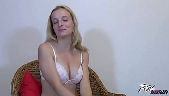 Pussy Creampied Babe looks Really Satisfied