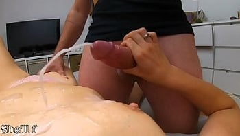 Cumshot Load Size Tells A Girl How HOT She is