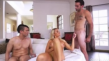 Alexis Monroe Gets Invited To a Nudist Spa and Loves It