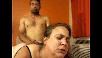 BBW FORCED TO F@K AND SUCK BIG COCK
