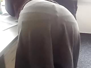 Fantastic french ass in germany