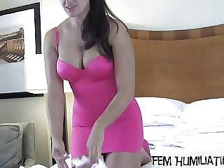 Put on this sexy French maid uniform