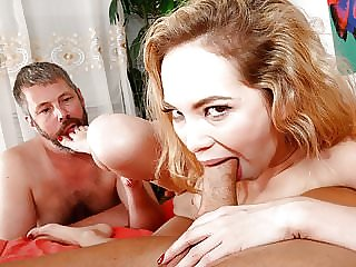 Angel Smalls makes him her cuckold bitch