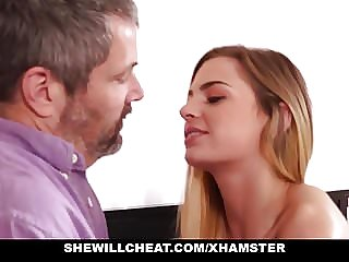 She WillCheat- Holding my Wifes Hair While She Sucks Another