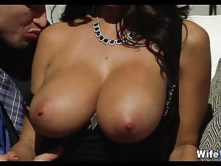 Giant Tit Wife is a Cheating Slut
