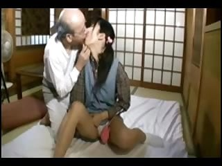 Japanese Truly Old Lad With Actually Youthful Cutie Uncensored