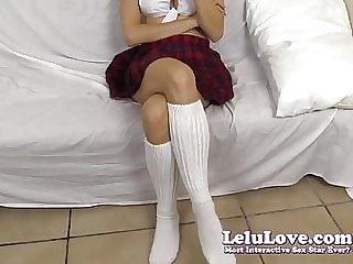 Lelu Love-Schoolgirl FemDom Cuckolding JOE