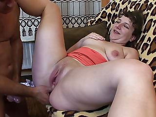 Amateure BBW big nipples Milf Niki fisted and analized