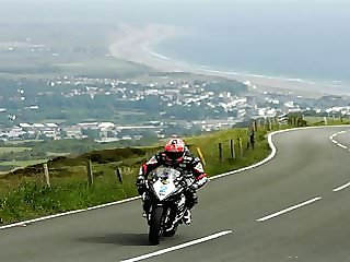 The biggest squirt in the isle of man tt