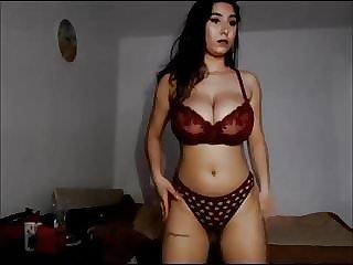 New Busty Model Scarlet
